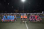 Citi All Stars vs Singapore Cricket Club Tigers during the HKFC Citi Soccer Sevens on 20 May 2016 in the Hong Kong Footbal Club, Hong Kong, China. Photo by Li Man Yuen / Power Sport Images