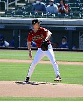 Luke Weaver - Arizona Diamondbacks 2021 spring training (Bill Mitchell)