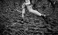 mudrunner<br /> <br /> U23 men's race<br /> CX Superprestige Noordzeecross <br /> Middelkerke / Belgium 2017
