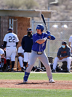 Justin Olson - 2021 College of Southern Nevada Coyotes (Bill Mitchell)