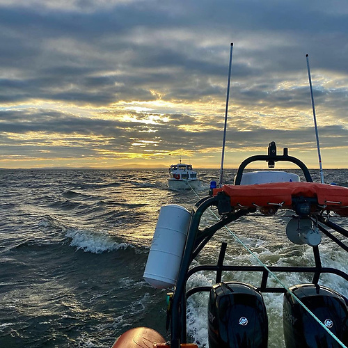 Busy Times for Lough Neagh Rescue