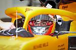 McLaren F1 Team, Carlos Sainz Jr., takes part in the tests for the new Formula One Grand Prix season at the Circuit de Catalunya in Montmelo, Barcelona. February 19, 2020 (ALTERPHOTOS/Javier Martínez de la Puente)