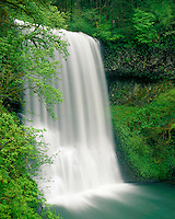 Lower South Falls; Silver Falls State Park, OR