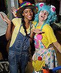 Taylor Watson and Carol Unsicker at the M.D. Anderson Back-to-School Fashion Show at the Galleria Saturday Aug. 16, 2014.(Dave Rossman photo)