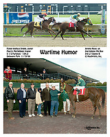 2006-11-19 photos of horse racing at Delaware Park