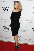 BEVERLY HILLS, CA, USA - MARCH 29: Fiona Gubelmann at The Humane Society Of The United States 60th Anniversary Benefit Gala held at the Beverly Hilton Hotel on March 29, 2014 in Beverly Hills, California, United States. (Photo by Xavier Collin/Celebrity Monitor)