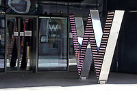 Many of London's 5 star Luxury Hotels are still closed, despite the government's loosening of lockdown restrictions. With travel from the USA still minimal and weddings, society gatherings and corporate events at hugely reduced levels, these high end destinations are either closed or running on skeleton staffing. London 1st August 2020<br /> <br /> Photo by Keith Mayhew