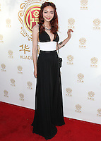 HOLLYWOOD, LOS ANGELES, CA, USA - JUNE 01: Josephine Blankstein at the 12th Annual Huading Film Awards held at the Montalban Theatre on June 1, 2014 in Hollywood, Los Angeles, California, United States. (Photo by Xavier Collin/Celebrity Monitor)