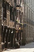 Europe/France/Bretagne/35/Ille-et-Vilaine/Rennes: Rue St Sauveur