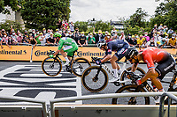 Mark Cavendish (GBR/Deceuninck-Quick Step) wins the 2nd bunch sprint in this tour<br /> <br /> Stage 4 from Tours to Chateauroux (160.6km)<br /> 108th Tour de France 2021 (2.UWT)<br /> <br /> ©kramon