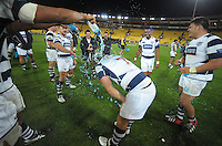 121020 ITM Cup Rugby Semifinal - Wellington v Auckland