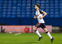 Bolton Wanderers' Shaun Miller comes on as a substitute<br /> <br /> Photographer Andrew Kearns/CameraSport<br /> <br /> The EFL Sky Bet League Two - Bolton Wanderers v Mansfield Town - Tuesday 3rd November 2020 - University of Bolton Stadium - Bolton<br /> <br /> World Copyright © 2020 CameraSport. All rights reserved. 43 Linden Ave. Countesthorpe. Leicester. England. LE8 5PG - Tel: +44 (0) 116 277 4147 - admin@camerasport.com - www.camerasport.com