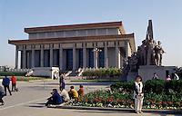 China, Peking, Mao Mausoleum