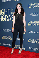 LOS ANGELES - JUL 19:  Lydia Hull at Midnight in the Switchgrass Special Screening at Regal LA Live on July 19, 2021 in Los Angeles, CA