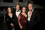 From left: Shelly and Steve Collins with Katie and Jack Brown at the 20th San Luis Salute Friday Feb. 05, 2016.(Dave Rossman photo)