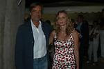 ELIANA MIGLIO CON PAOLO GLISENTI<br /> PREMIO LETTERARIO CAPALBIO 2004