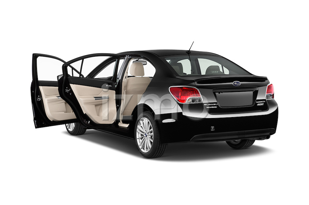 Car images of a 2015 Subaru Impreza 2.0I Premium Auto 4 Door Sedan Doors