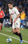 Sevilla FC's Sergio Reguilon during La Liga match. February 23,2020. (ALTERPHOTOS/Acero)
