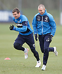 Lee McCulloch and Kenny Miller
