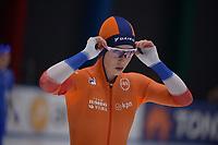 SPEEDSKATING: 24-11-2019 Tomaszów Mazowiecki (POL), ISU World Cup Arena Lodowa, 1500m Ladies Division A, Antoinette de Jong (NED), ©photo Martin de Jong