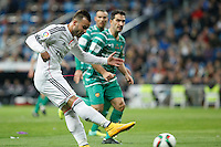 Real Madrid´s Jese Rodriguez during Spanish King Cup match between Real Madrid and Cornella at Santiago Bernabeu stadium in Madrid, Spain.December 2, 2014. (NortePhoto/ALTERPHOTOS/Victor Blanco)