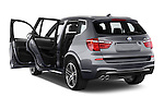 Car images of 2016 BMW X3 xDrive28d 5 Door SUV Doors