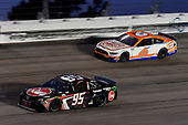 #95: Christopher Bell, Leavine Family Racing, Toyota Camry Rheem, #6: Ryan Newman, Roush Fenway Racing, Ford Mustang Oscar Mayer