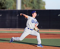 Hyun-Il Choi - 2019 AZL Dodgers (Bill Mitchell)