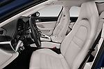 Front seat view of a 2018 Porsche Panamera 4S 5 Door Hatchback front seat car photos