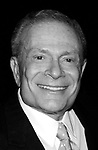 """Composer Jerry Herman attends the Opening Night of """"Oklahoma"""" at the Gershwin Theatre, NYC.<br />3/21/02"""