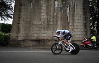 European iTT Champion Stefan Küng (SUI/Groupama - FDJ)<br /> <br /> Stage 5 (ITT): Time Trial from Changé to Laval Espace Mayenne (27.2km)<br /> 108th Tour de France 2021 (2.UWT)<br /> <br /> ©kramon