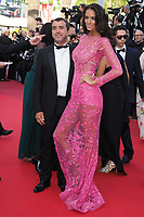"""Jade Foret, Arnaud Lagardere<br /> """"The Beguiled"""" Red Carpet<br /> Festival de Cannes 2017"""