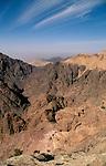 Jordan, mountains near Petra&#xA;<br />