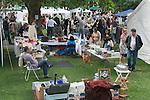 Barnes southwest London Uk. Barnes village annual summer fair.