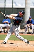 Jason Kipnis - Cleveland Indians 2009 Instructional League.Photo by:  Bill Mitchell/Four Seam Images..