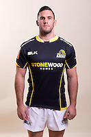 Shaun Treeby. Wellington Lions Mitre 10 Cup official marketing portraits at Maidstone Park, Wellington, New Zealand on Wednesday, 17 August 2016. Photo: Marco Keller / lintottphoto.co.nz