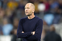 SAINT PAUL, MN - JUNE 18: Gregg Berhalter of the United States during a 2019 CONCACAF Gold Cup group D match between the United States and Guyana on June 18, 2019 at Allianz Field in Saint Paul, Minnesota.