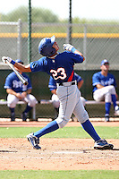 Christian Villanueva - Texas Rangers - 2010 Instructional League.Photo by:  Bill Mitchell/Four Seam Images..