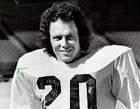 Paul Bennett: Argo veteran is the acknowledged king of punt returners.<br /> <br /> Photo : Boris Spremo - Toronto Star archives - AQP