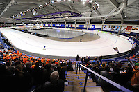 SPEEDSKATING: CALGARY: Olympic Oval, 07-0803-2015, ISU World Championships Allround, ©foto Martin de Jong