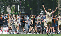 Boston College vs Princeton University, May 18, 2019