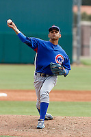 Robert Hernandez  - Chicago Cubs - 2009 extended spring training.Photo by:  Bill Mitchell/Four Seam Images