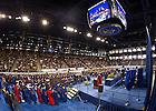 May 17, 2014; Graduate School Commencement ceremony, 2014.<br /> <br /> Photo by Matt Cashore/University of Notre Dame