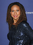 """Tracie Thoms at The 18th Annual"""" A Night at Sardi's"""" Fundraiser & Awards Dinner held at The Beverly Hilton Hotel in The Beverly Hills, California on March 18,2010                                                                   Copyright 2010  DVS / RockinExposures"""