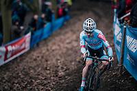 Brussels Universities Cyclocross (BEL) 2019<br /> Elite Men's Race<br /> DVV Trofee<br /> ©kramon