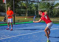 Den Bosch, Netherlands, 09 June, 2016, Tennis, Ricoh Open,Padel <br /> Photo: Henk Koster/tennisimages.com