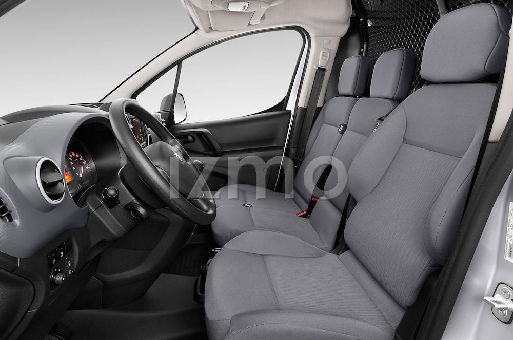 Front seat view of 2015 Peugeot Partner - 4 Door Car Van Front Seat car photos