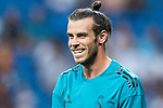 Gareth Bale of Real Madrid in training prior to the UEFA Champions League 2017-18 match between Real Madrid and APOEL FC at Estadio Santiago Bernabeu on 13 September 2017 in Madrid, Spain. Photo by Diego Gonzalez / Power Sport Images