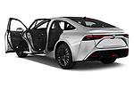 Car images of 2021 Toyota Mirai Executive 4 Door Sedan Doors