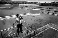 Prison d'Orsainville, 1980<br /> <br /> Haute Resolution sur demande